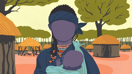 Care_Background_African_Mother_2